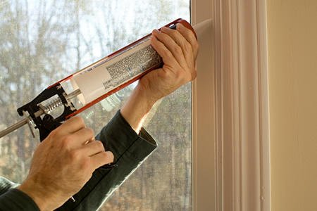 Weatherproof caulking is yet another for of pest control to try