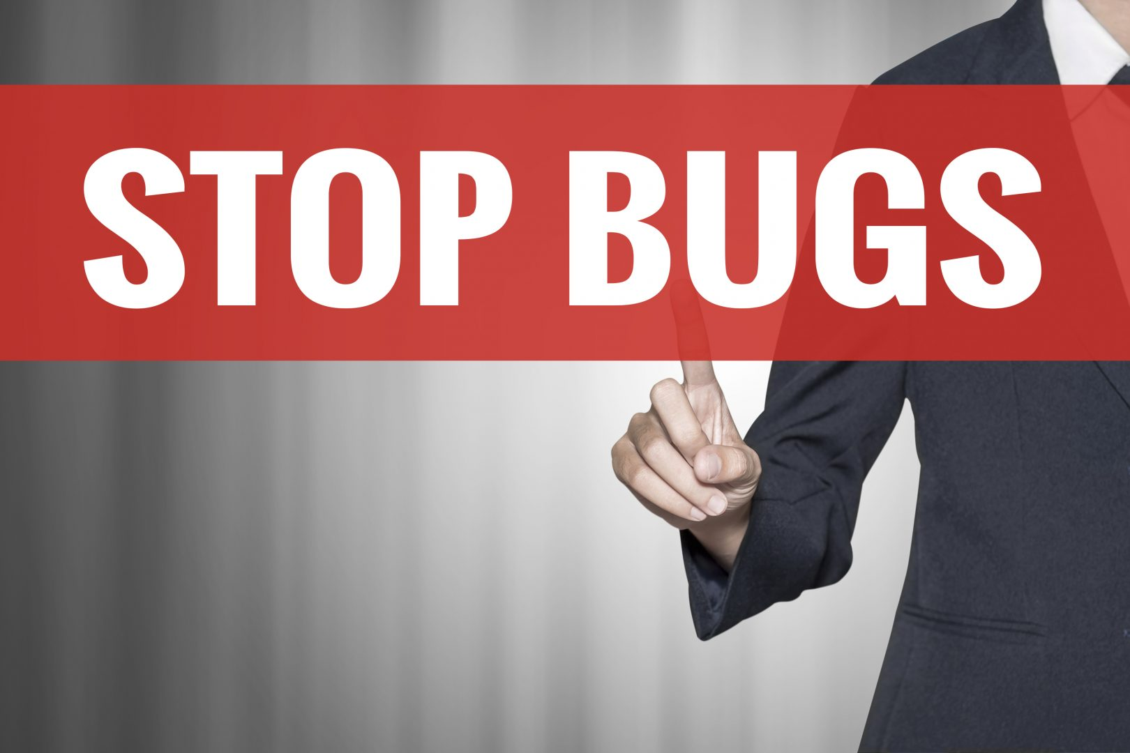 Use An Exterminator and Pest Control To Stop Bugs