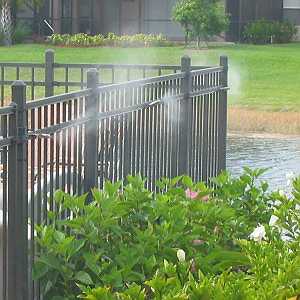 Automated Misting Systems in Dallas-Fort Worth